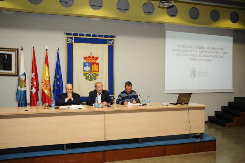 Jornada explicativa sobre los Planes de Emergencia para los colegios de Fuenlabrada