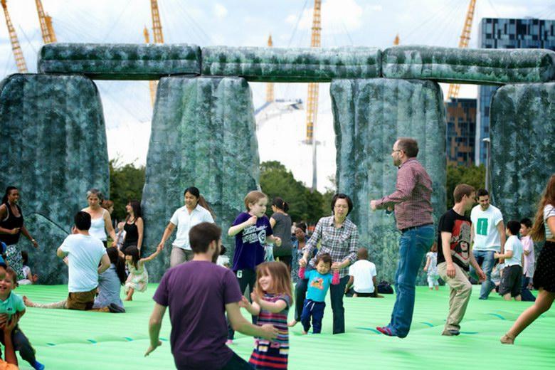 El Parque del Soto de Móstoles albergará el hinchable más grande del mundo del 24 al 27 de abril