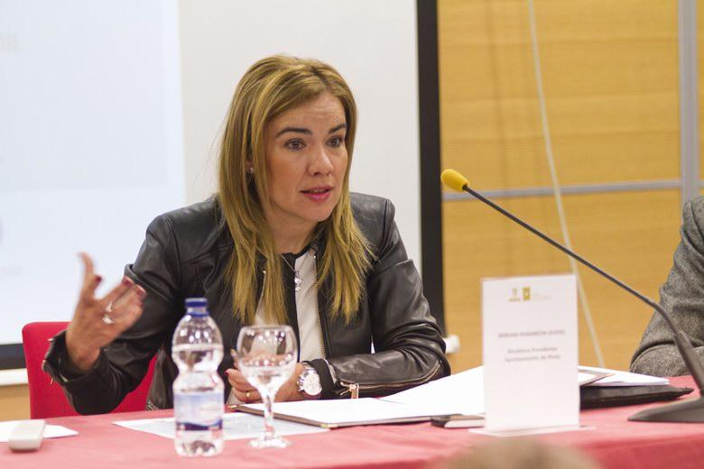 Miriam Rabaneda destaca en las Jornadas de Inclusión Social de Pinto que se han ampliado las ayudas sociales