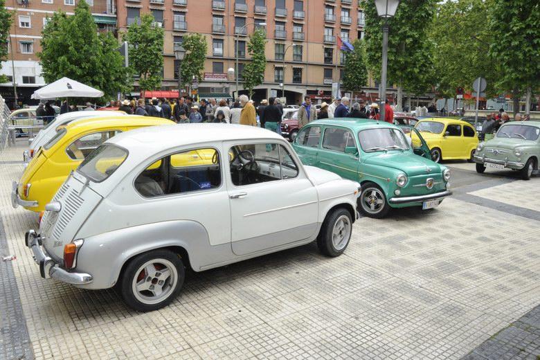 Medio centenar de SEAT 600 desfilarán el sábado por las calles de Móstoles