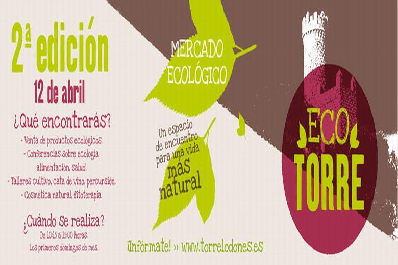 """Torrelodones celebra la 2ª Edición del Mercadillo Ecológico """"Eco Torre"""""""