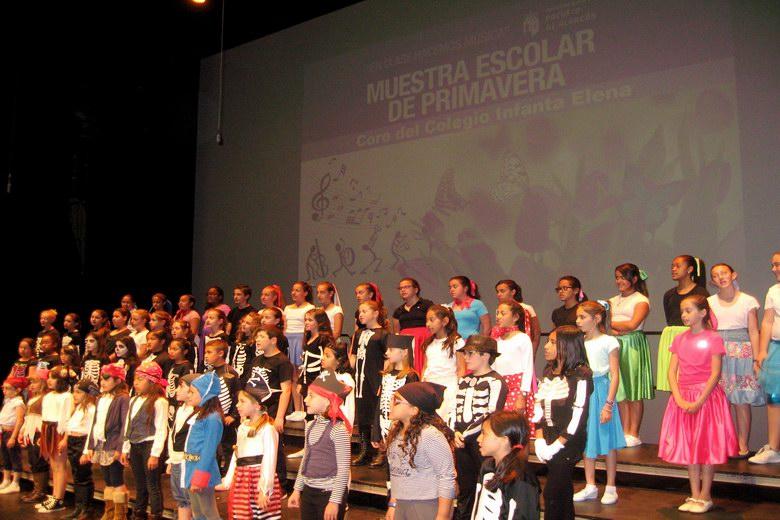 """Más de 600 estudiantes de Pozuelo han participado en la """"Muestra Escolar de Primavera"""""""