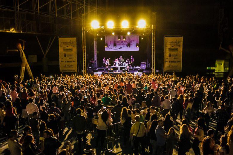 3.500 jovenes asistieron a la final del 'Festival MusicAula' en Getafe