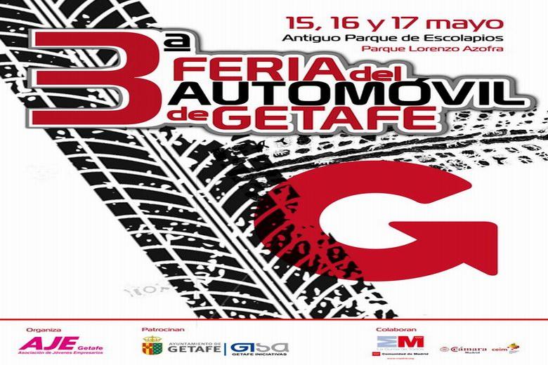Getafe acoge durante este fin de semana la III edición de la Feria del Automovil