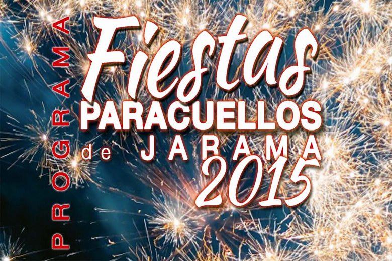 Programación de las fiestas de Paracuellos de Jarama