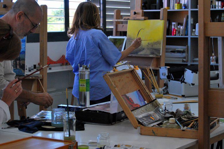 La Concejalía de Cultura de Las Rozas oferta una veintena de talleres artísticos para el próximo curso