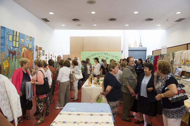Más de 1.300 personas han participado en Pozuelo en los talleres para mayores
