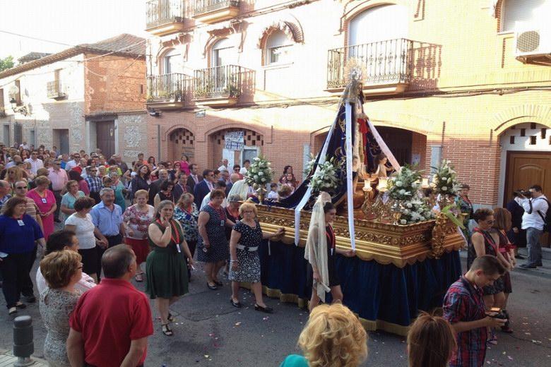 Humanes celebra, un año más, las Fiestas en honor a la Virgen del Amor Hermoso