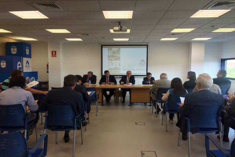 AICA hace balance de las actividades y servicios que presta a los empresarios de Alcobendas