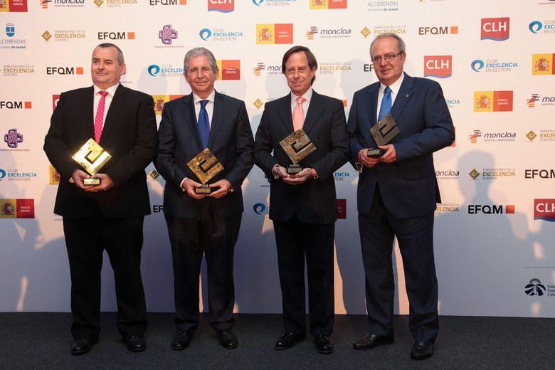 El Ayuntamiento de Alcobendas, Embajador de la Excelencia Europea