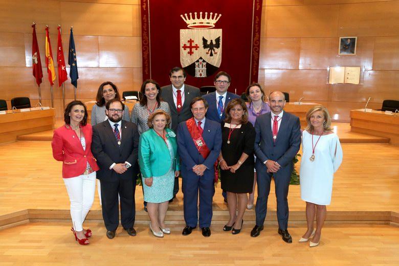 Definida la organización del nuevo Gobierno Municipal de Alcobendas