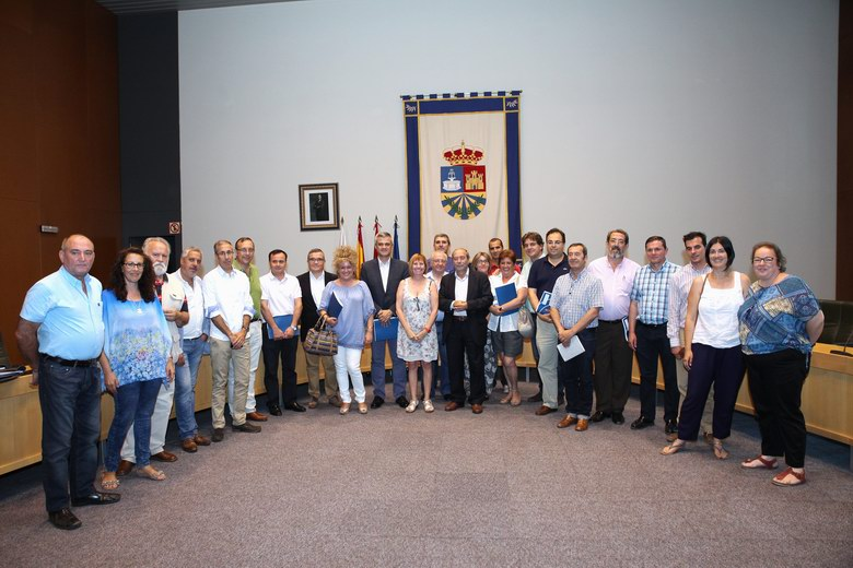 Los alcaldes socialistas se reunen en Fuenlabrada para hablar de política social