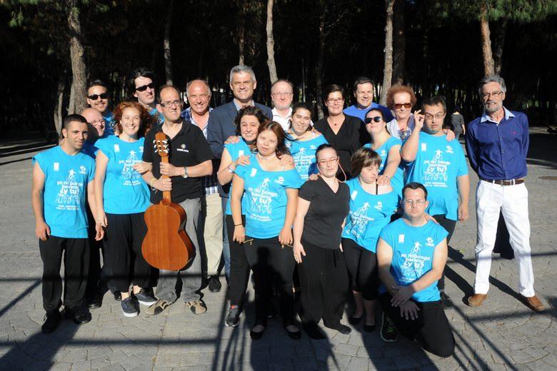 XIX Jornada por la Inclusión en Móstoles organizada por Grupo AMÁS y AFANDEM