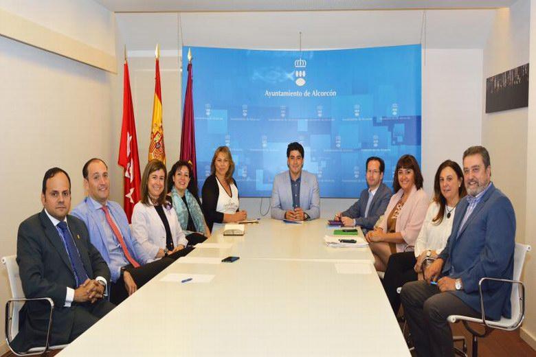 Empleo, Discapacidad, Educación y Servicios Sociales, ejes del nuevo Gobierno municipal de Alcorcón