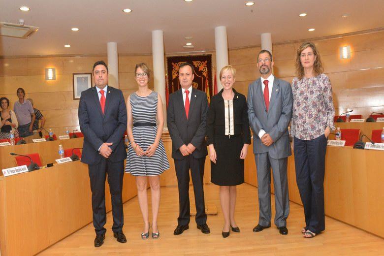El PSOE gobernará en solitario el Ayuntamiento de Coslada