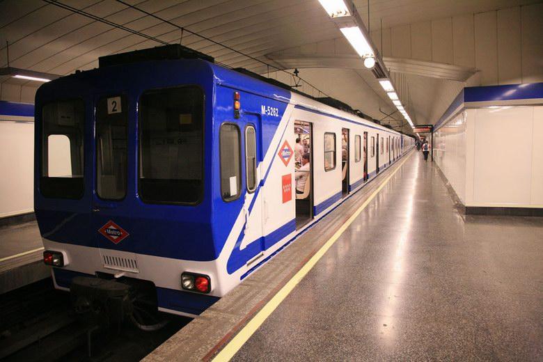 Interrumpido el servicio de Metro en la Línea 12 entre Alcorcón Central y Universidad Rey Juan Carlos por una incidencia en las instalaciones