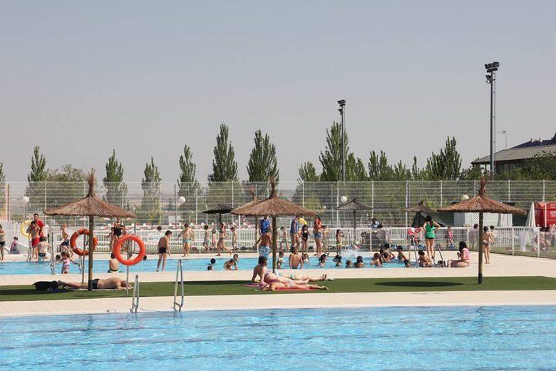 """""""Aqua-Fiestas"""" en Julio y Agosto en las piscinas de Arganda"""