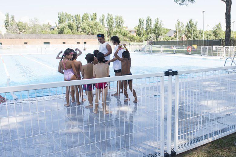 Pozuelo mejora las piscinas municipales con un sistema que permite ahorro en el gasto y en el uso de cloro