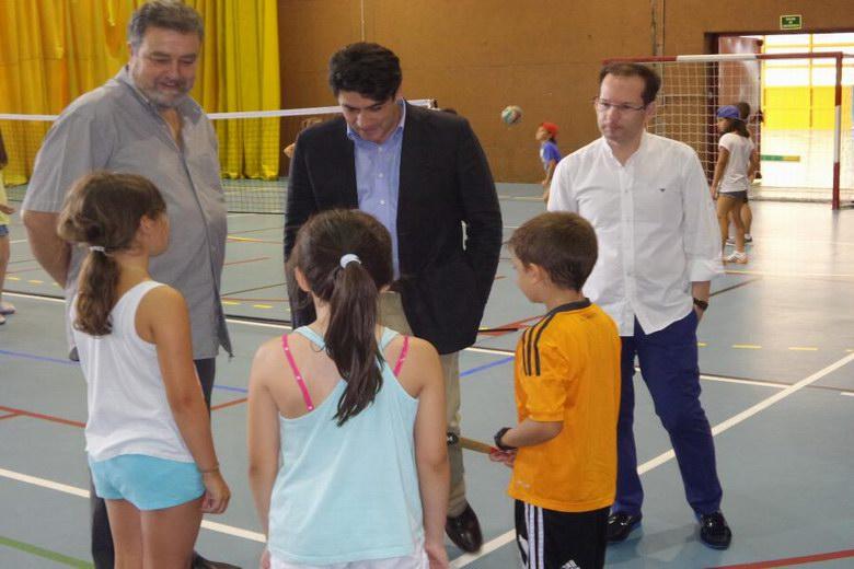 Más de 600 niños disfrutan este verano de actividades deportivas en las Colonias Urbanas de Alcorcón