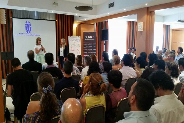150 emprendedores se reúnen en Majadahonda para debatir sobre empresa y empleo