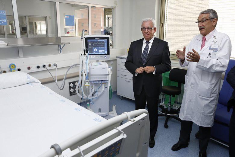 Más de 4,5 millones para mejoras en 27 hospitales de la Comunidad de Madrid
