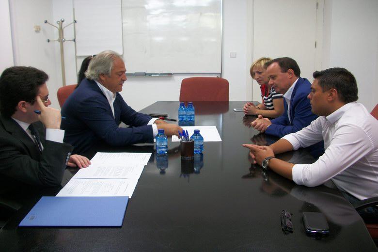 El Centro de Transportes de Coslada estudia una ampliación de capital