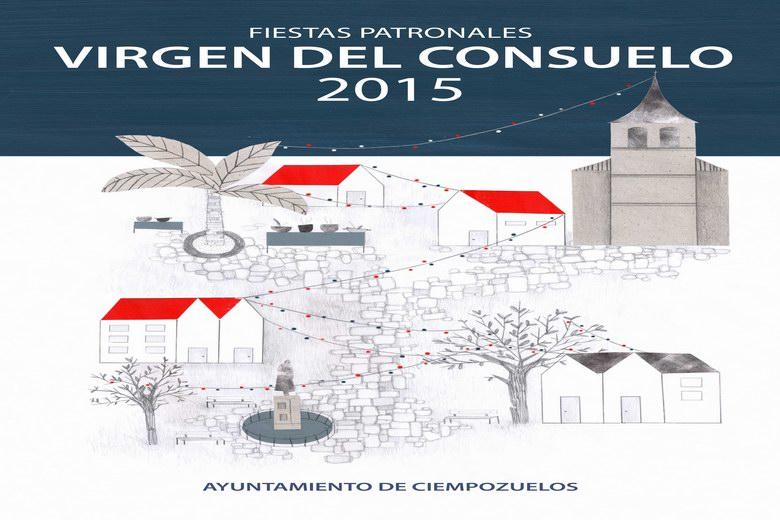 Programa completo de las fiestas de Ciempozuelos 2015