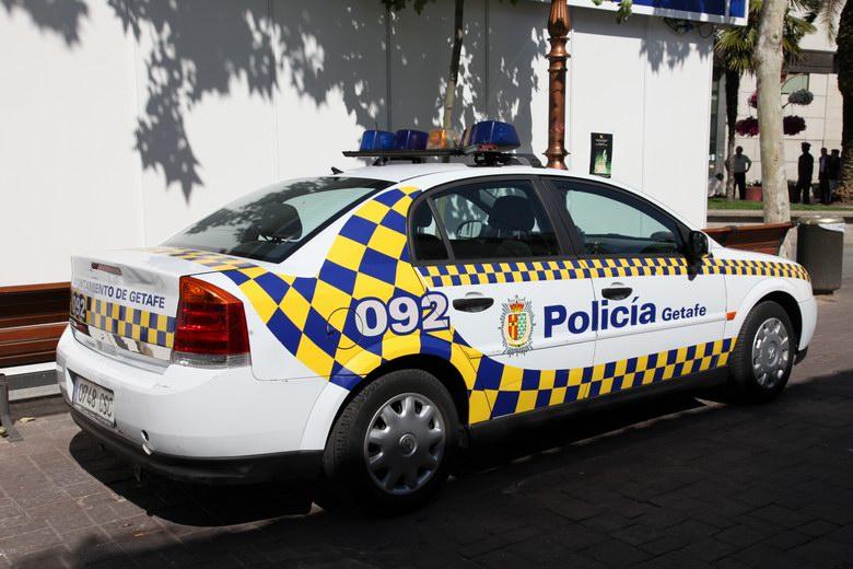 La Policía Local de Getafe informará sobre el uso del cinturón de seguridad y los sistemas de retención infantil