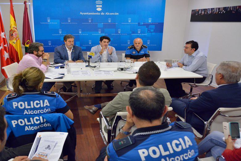 """Alcorcón promueve una ciudad sostenible en la """"Semana de la Movilidad"""" con los niños como protagonistas"""