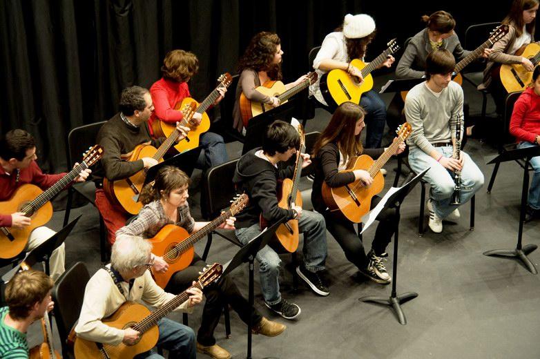 Arranca el curso en la Escuela Municipal de Música de Majadahonda