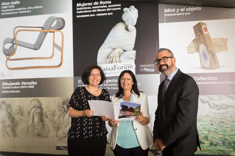 Las colecciones del Louvre o Joan Miró en la temporada 2015/2016 de CaixaForum Madrid