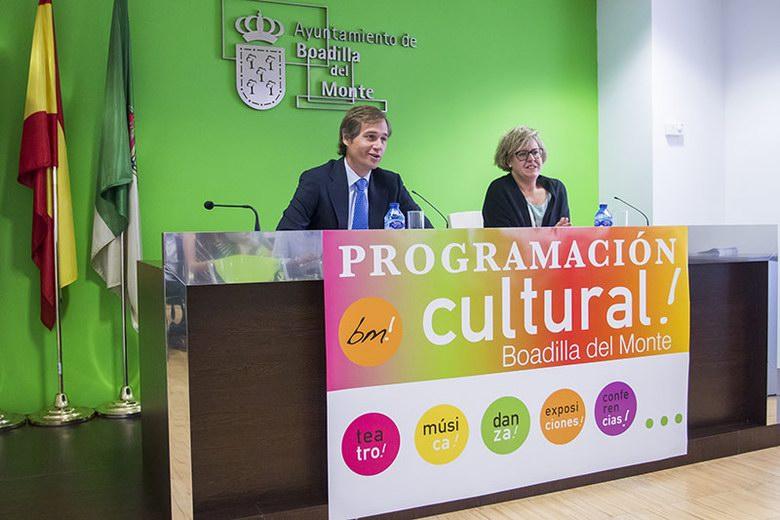Boadilla presenta una programación cultural centrada en teatro y música para todos los públicos