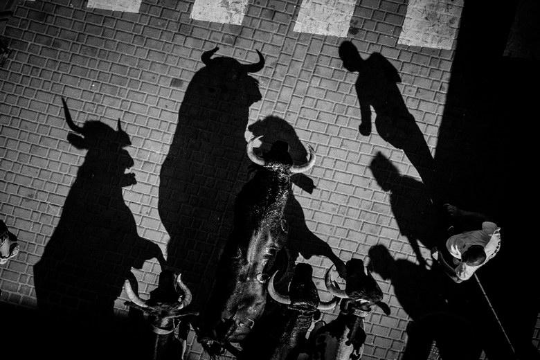 Alex Rodríguez vuelve a ganar el Primer Premio en el XVº Certamen de fotografía del encierro de Sanse 2015