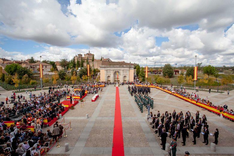 El alcalde de Boadilla reivindica la unidad de España y un proyecto común de nación que garantice el futuro