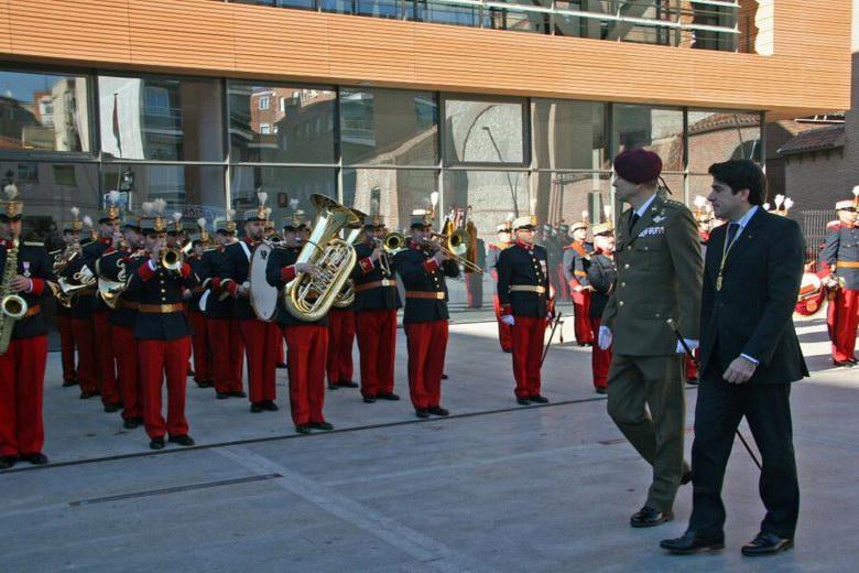La Unidad de Música del Regimiento Inmemorial del Rey nº1 ofrecerá un concierto benéfico en Alcorcón