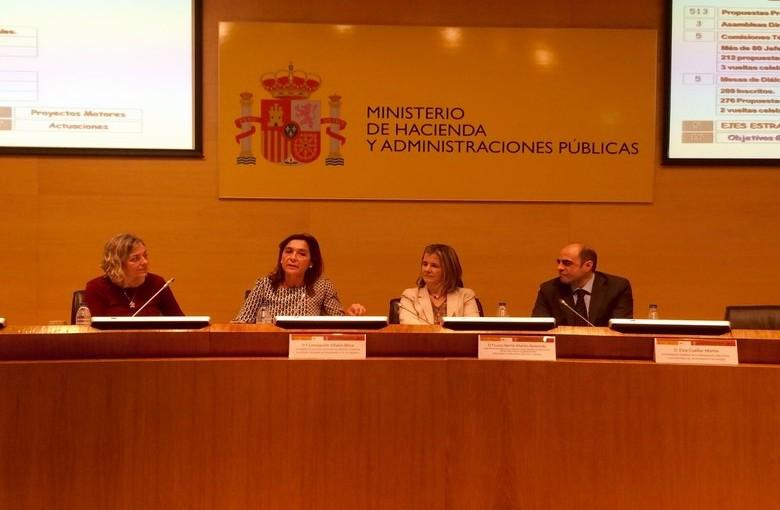 El Plan Estratégico de Alcobendas se  estudia  en la Conferencia Estatal de  Calidad en los Servicios Públicos d1cdd58d0895