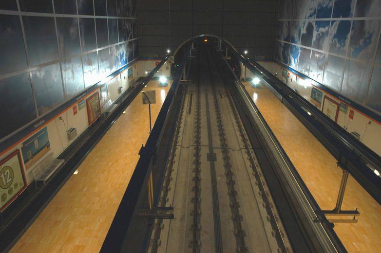 Viveros lamenta el cierre temporal del metro entre coslada for Viveros de madrid