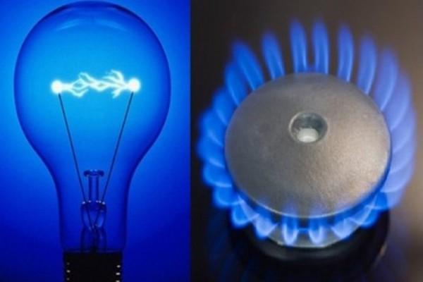 gas y luz