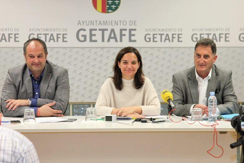 Getafe pide a la Comunidad que recupere las camas cerradas en el Hospital de Getafe