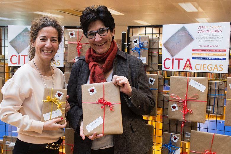 Las bibliotecas de Pozuelo celebran San Valentín con citas a ciegas con los libros