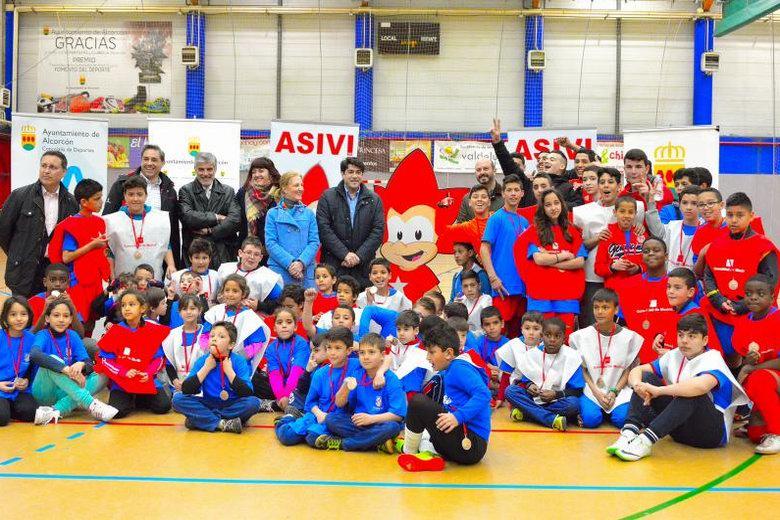 Alcorcón y la Comunidad de Madrid se vuelcan con la integración social a través del Deporte