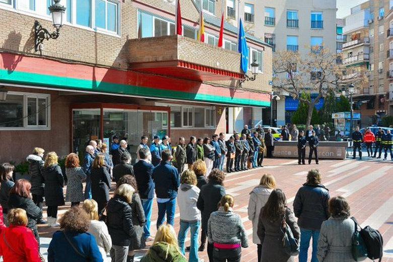Alcorcón expresa su cariño a las víctimas de Bruselas y su condena rotunda al terrorismo