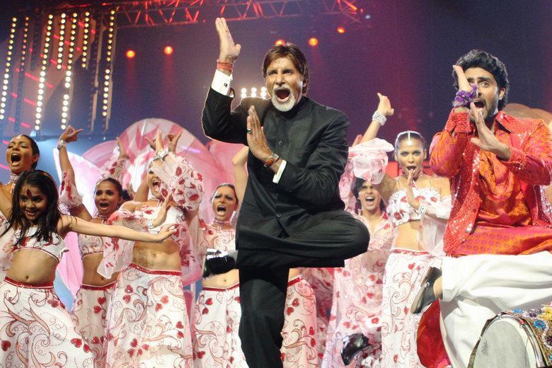 Flashmob a lo Bollywood el domingo en el Paseo del Prado de Madrid