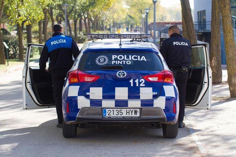 Detenidos los presuntos agresores de un agente de la Policía Local de Pinto