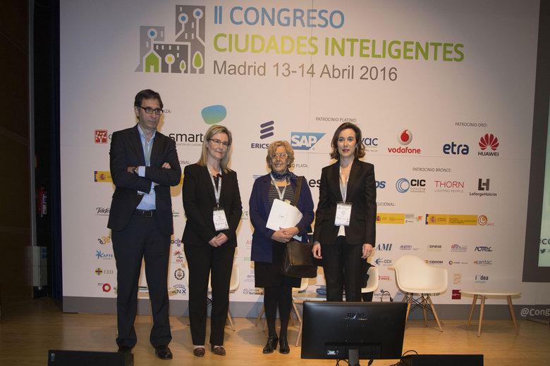 Inaugurado el II Congreso de Ciudades Inteligentes en IFEMA