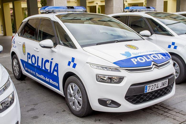 La Policía Local de Boadilla moderniza su flota de vehículos con6 nuevos coches