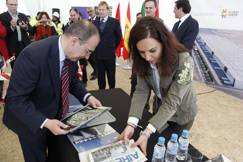 El nuevo Parque Logístico Puerta Mayor generará casi 500 puestos de trabajo directos en Getafe