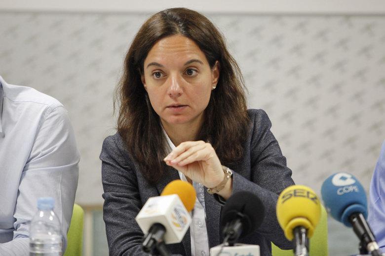 La alcaldesa de Getafe, Sara Hernández, propone a Ayuso un fondo regional para los comerciantes de las zonas restringidas