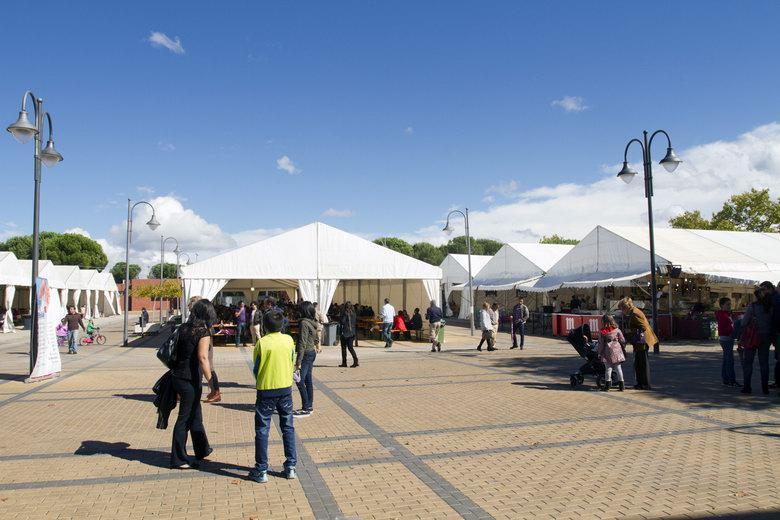 """Las Rozas programa un amplio calendario ferial para revitalizar la ciudad, con los """"Food Weekend"""" como plato fuerte"""