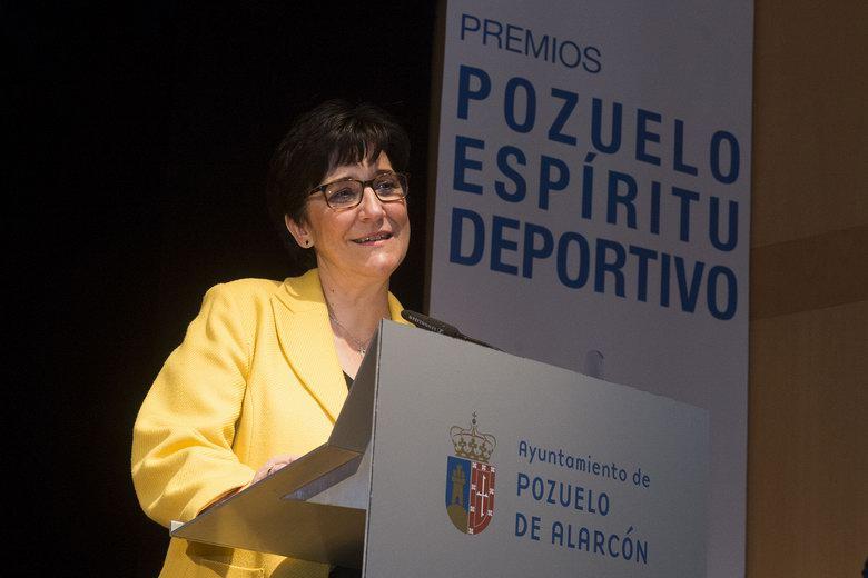 El Ayuntamiento entrega los 'Premios Pozuelo Espíritu Deportivo'